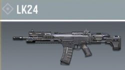 LK24 vs M16 Comparison in Call of Duty Mobile.