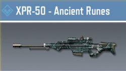 XPR-50 vs M21 EBR Comparison in Call of Duty Mobile.
