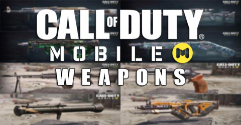Call of Duty Mobile Weapons Stats, Class, Tier