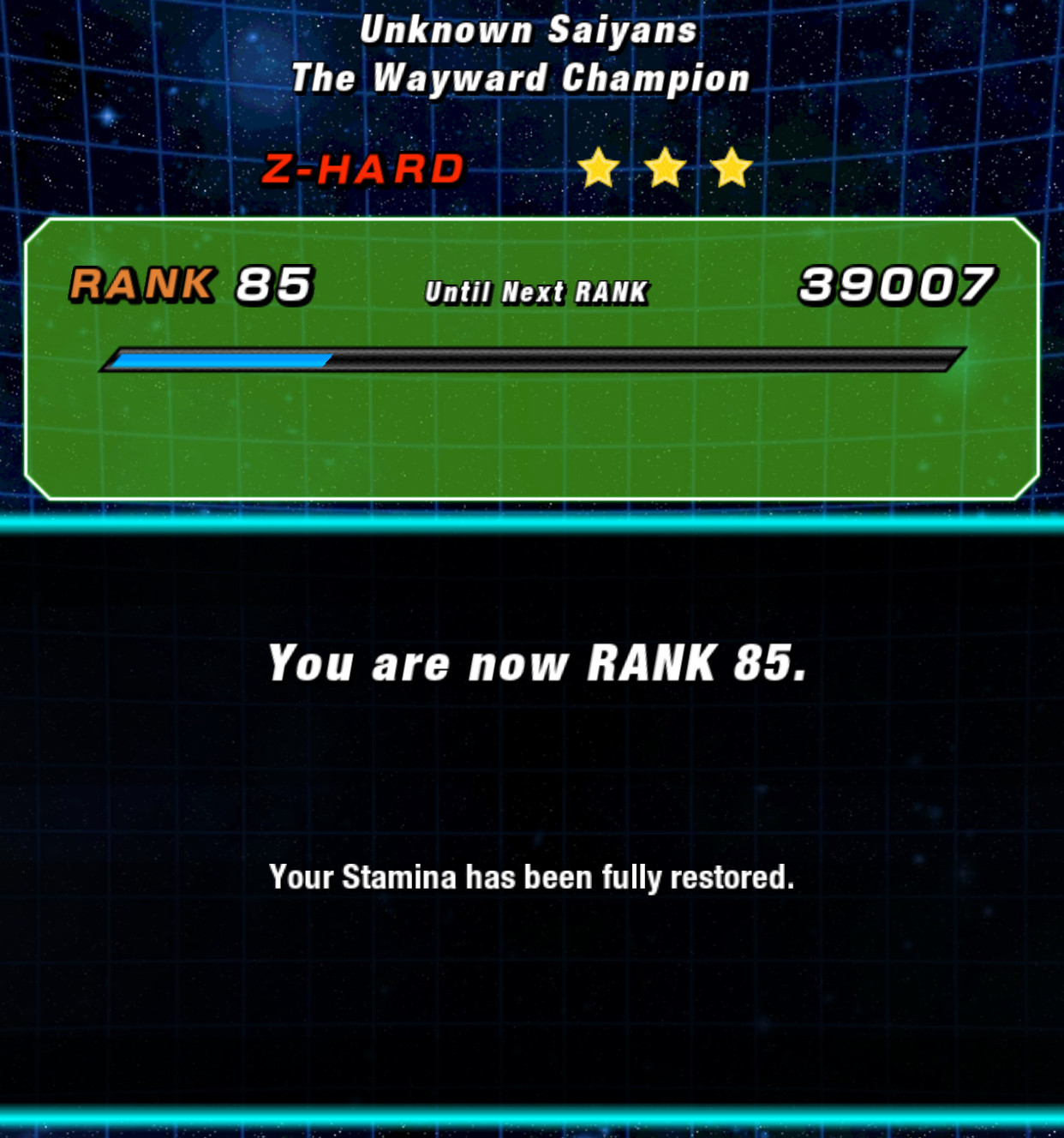 How to rank up?