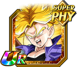 Startling Super Warrior Super Saiyan Trunks (Teen) | Dragon