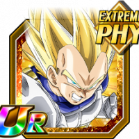 Gifted warrior's exaltation super saiyan vegeta