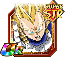 stunning power-super-saiyan-2-vegeta
