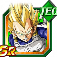 Inherited honor super saiyan vegeta