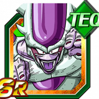 Savage speed frieza (3rd form)
