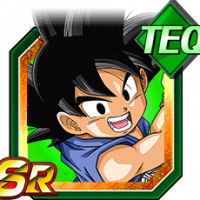 Undying superpower goku (gt)