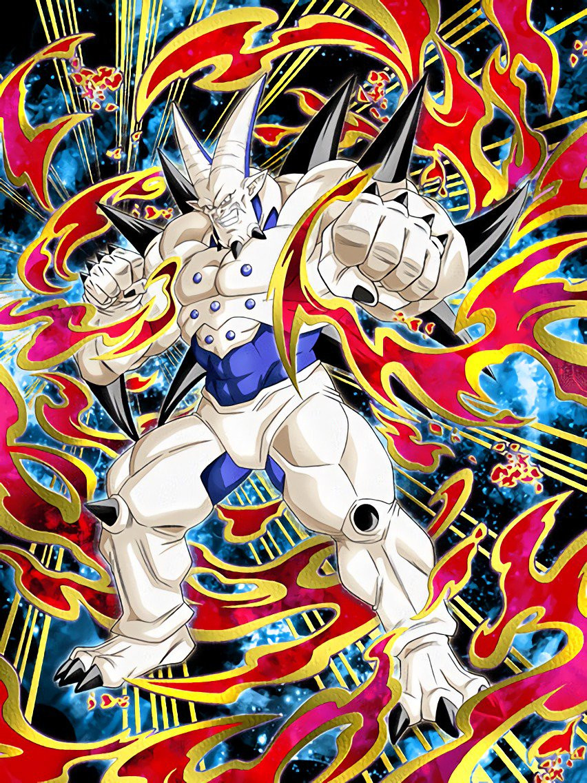 Pinnacle of Chaos Omega Shenron | Dragon Ball Z Dokkan ...