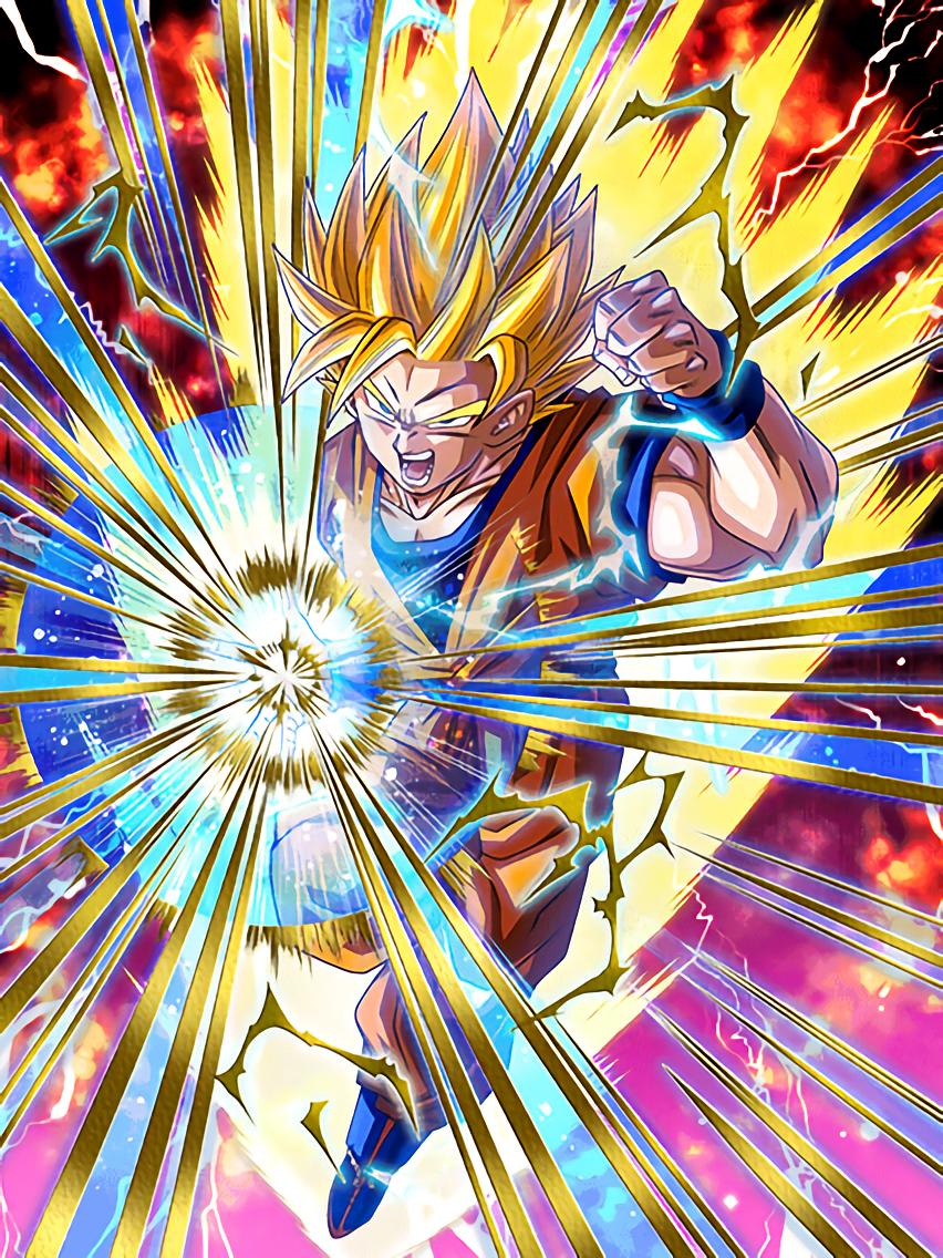 Aiming for the Top Super Saiyan 2 Goku | Dragon Ball Z
