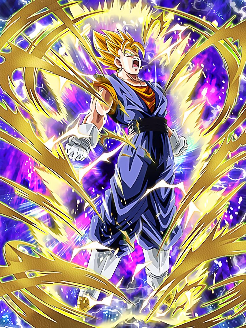 Fusion Of Ultimate Rivals Super Vegito Dragon Ball Z Dokkkan