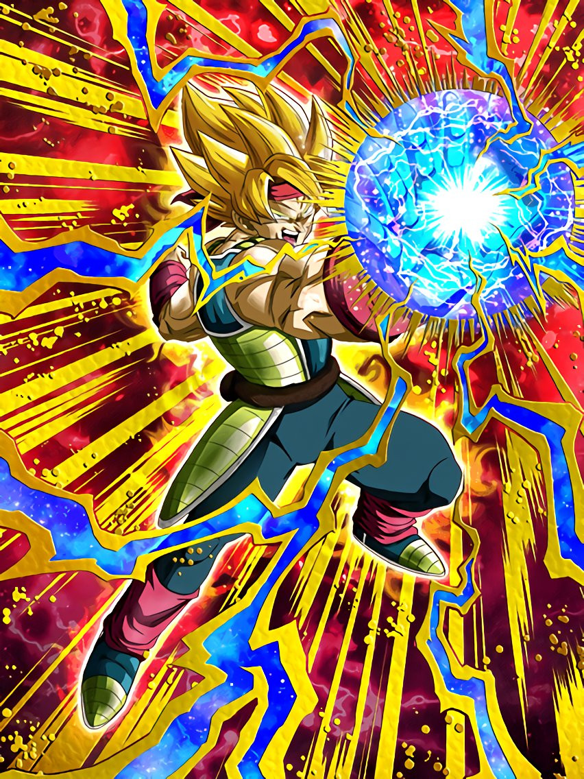furious charge super saiyan bardock dragon ball z