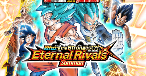 Who's the strongest? eternal rivals summon