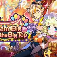 Dream Big Under the Big Top Facility Event, Now Open!