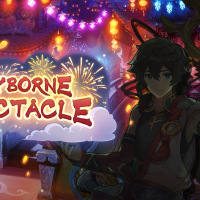 Announcing the Skyborne Spectacle Raid Event!