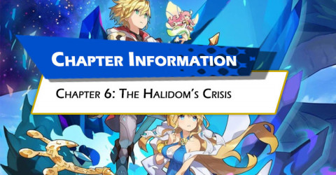 Chapter 6: The Halidom's Crisis
