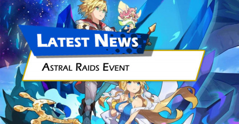Astral Raids Event