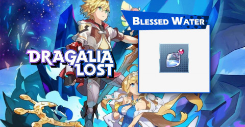 Blessed Water