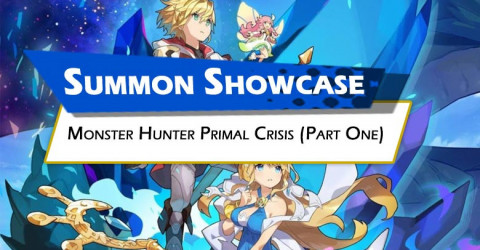 Monster Hunter Primal Crisis (Part One) Summon Showcase