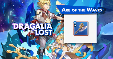 Axe of the Waves