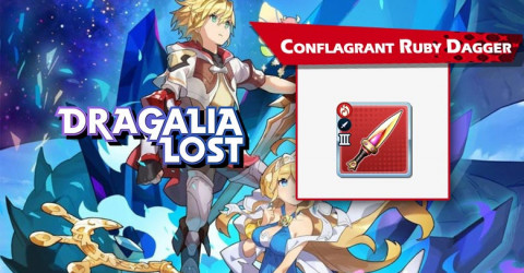 Conflagrant Ruby Dagger