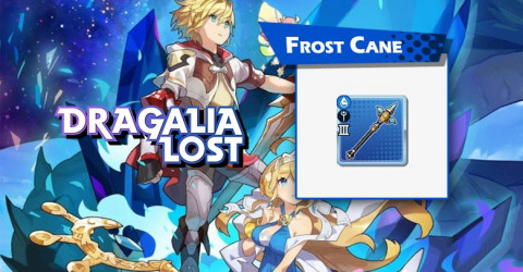 Frost Cane