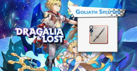 Goliath Splitter