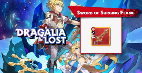 Sword of Surging Flame
