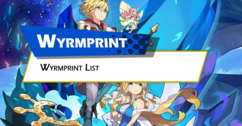 Wyrmprints List