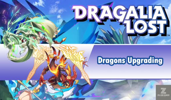 Dragons Upgrading