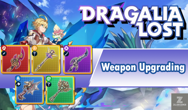 Weapon Upgrading