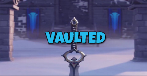 The Infinity Blade is Vaulted