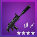 Epic Suppressed Assault Rifle | Fortnite Weapon List - zilliongamer