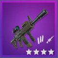 Epic Scope Assault Rifle | Fortnite Weapon List - zilliongamer