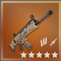 Legendary Assault Rifle | Fortnite Weapon List - zilliongamer