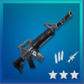 Rare Assault Rifle | Fortnite Weapon List - zilliongamer