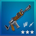 Rare Burst Assault Rifle | Fortnite Weapon List - zilliongamer