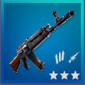 Rare Heavy Assault Rifle | Fortnite Weapon List - zilliongamer