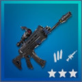Rare Scope Assault Rifle | Fortnite Weapon List - zilliongamer