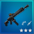 Rare Tactical Assault Rifle | Fortnite Weapon List - zilliongamer