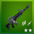 Uncommon Assault Rifle | Fortnite Weapon List - zilliongamer
