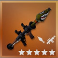 Legendary Rocket Launcher | Fortnite Weapon List