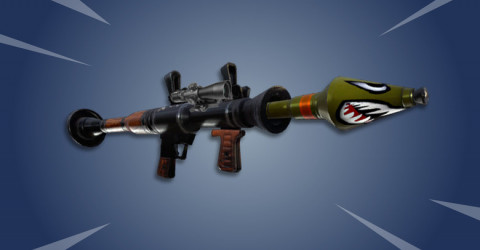 Fortnite Launcher Weapon List