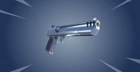 Fortnite Pistol Weapon List