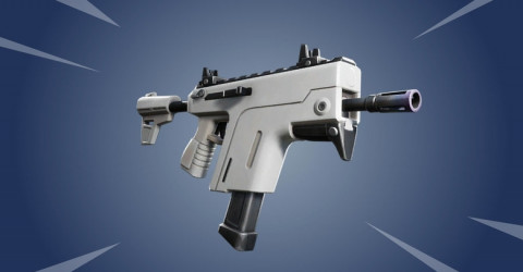 Fortnite SMG Weapon List