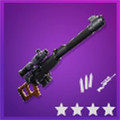 Epic Automatic Sniper Rifle | Fortnite Weapon List - zilliongamer