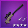 Epic Bolt-Action Sniper Rifle | Fortnite Weapon List - zilliongamer