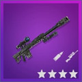Epic Heavy Sniper Rifle | Fortnite Weapon List - zilliongamer