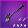 Epic Suppressed Sniper Rifle | Fortnite Weapon List - zilliongamer