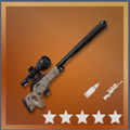 Legendary Bolt-Action Sniper Rifle | Fortnite Weapon List - zilliongamer