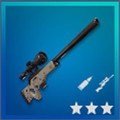 Rare Bolt-Action Sniper Rifle | Fortnite Weapon List - zilliongamer