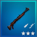 Rare Hunting Scout Sniper Rifle | Fortnite Weapon List - zilliongamer